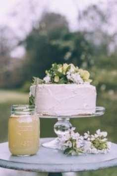 Poročna torta naj bo ustvarjena v čistem okolju