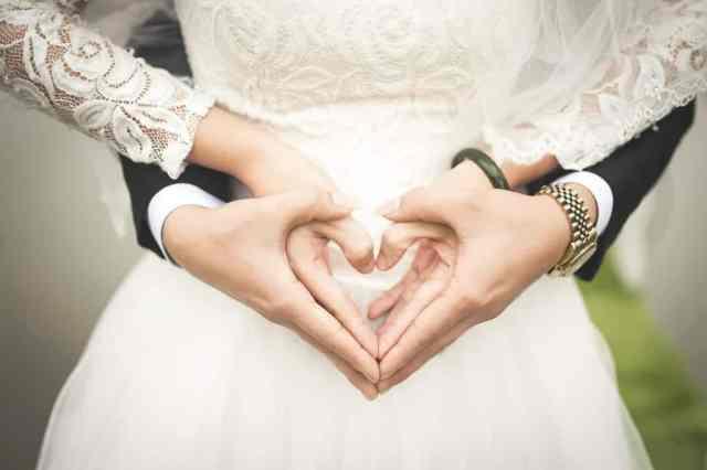 poročni fotograf cena - par