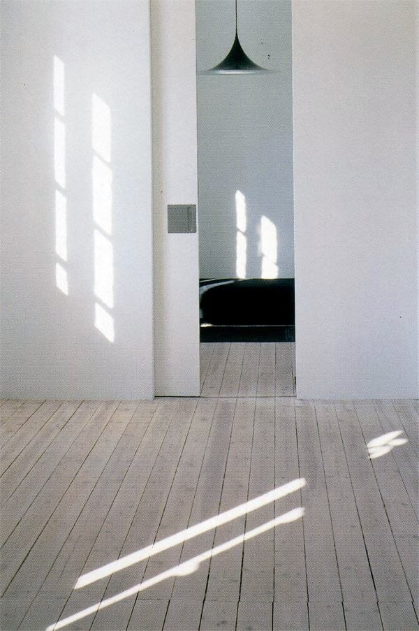 notranja vrata ideje bela drsna