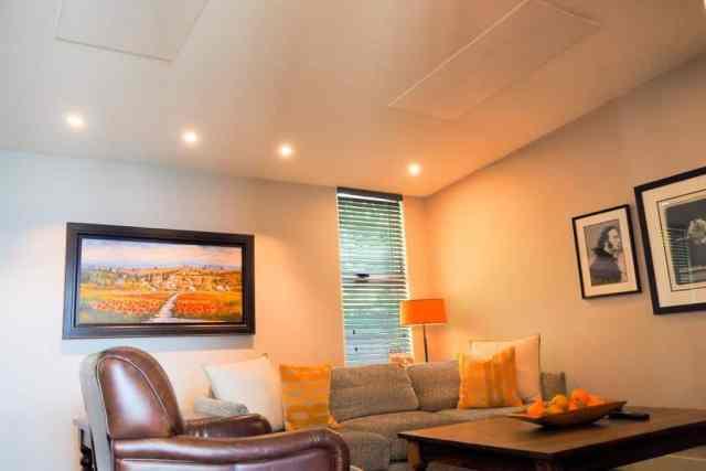 IR paneli cena dnevna soba strop
