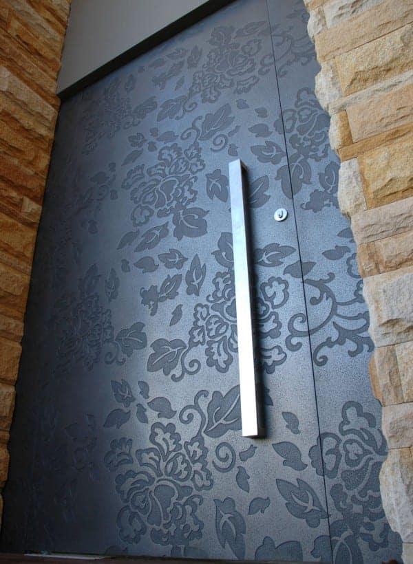 alu moderna vhodna vrata cena 13