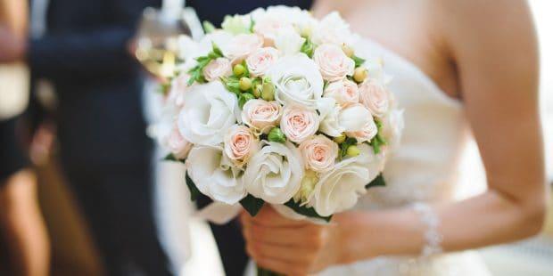 poročni šopek in poročno cvetje cene 1