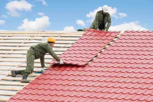 krovstvo streha in gradnja hiše