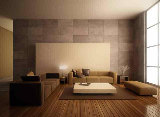 ideje za interier in notranje oblikovanje doma - minimalističen stil