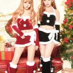 キャバクラのクリスマスのコスプレにおすすめなドレスやアイテムは?