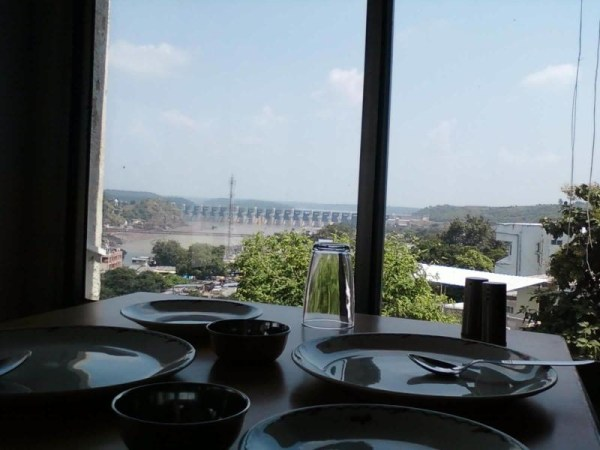 Narmada Resort in Omkareshwar