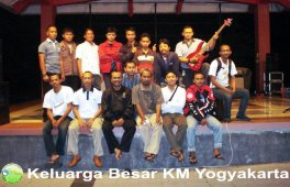 Pertemuan Komunitas Burung KMYK di Taman Wisata Kuliner Condongcatur, Sleman, DIY, Sabtu 14 Agustus 2010.