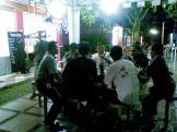 Pertemuan komunitas burung KicauMania Yogyakarta di Taman Kuliner Condong Catur (1)