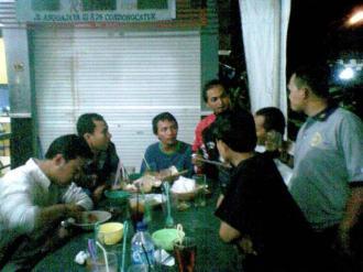 Pertemuan komunitas burung KicauMania Yogyakarta di Taman Kuliner Condong Catur (2)