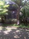 Kandang penangkaran murai batu yang asri di halaman rumah Om Gun (1)