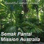 Suasana Pantai Mission Australia