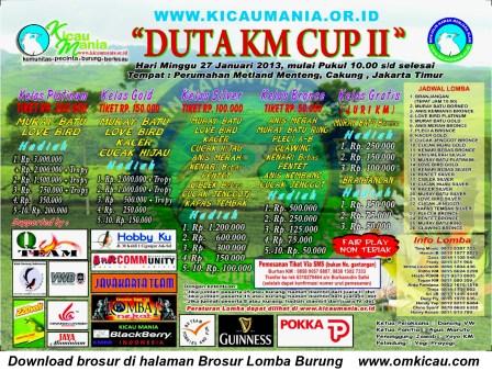 Brosur-Lomba-Burung-Duta-KM-Cup-II-2013