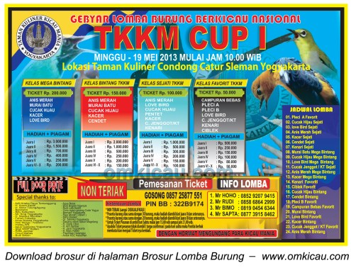 tkkm cup