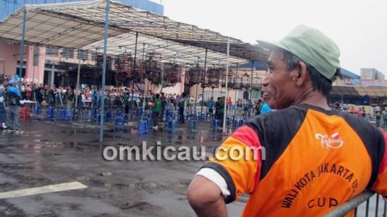 Lomba Burung Wali Kota Cup Jakarta Utara