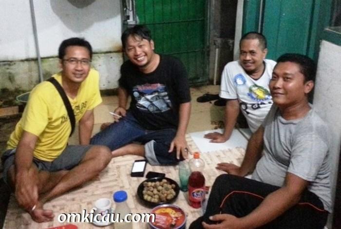 Glugaaak!! Murai batu Liverpool ternyata suka ngalap berkah ala Jokowi