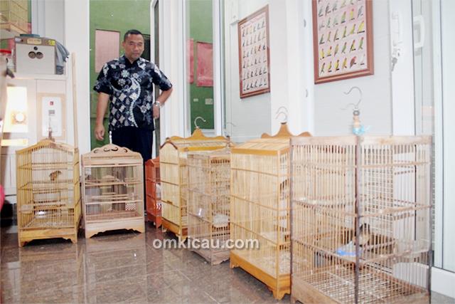 NSM Bird Farm Bogor