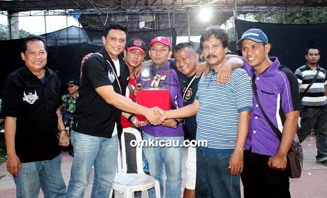 SAS Team juara umum BC
