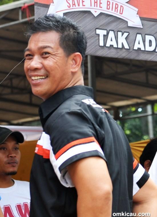 Kang Pian, punggawa HSBC.