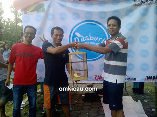Launching Pasburi Gunungkidul.