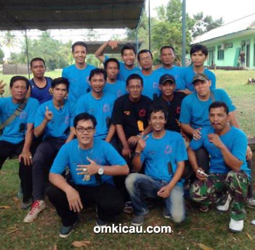Panitia Prabumulih Bersatu Cup dan Juri Independen