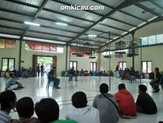 Suasana Latpres Papburi Klaten