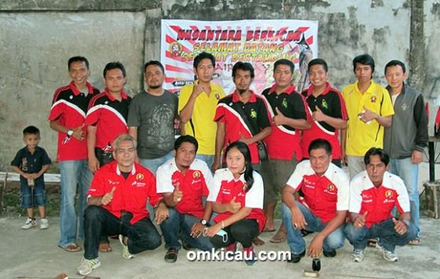 Panitia Nusantara Berkicau dan Juri Ronggolawe