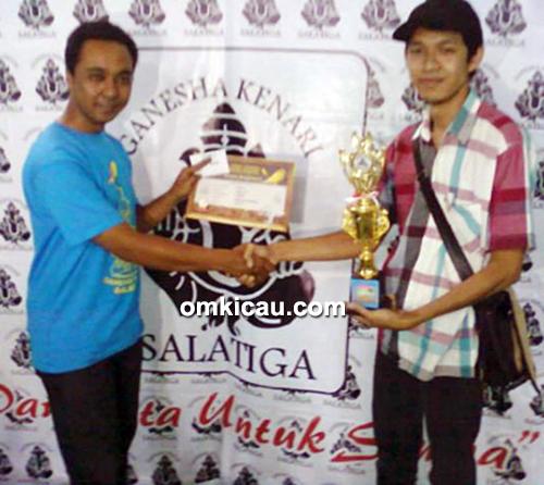Ganesha Salatiga - Juara kenari Standar Bebas