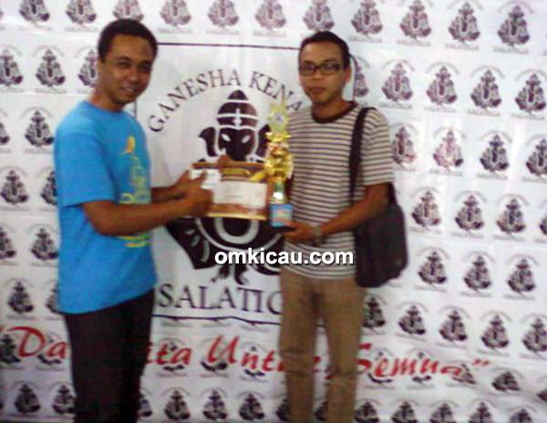 Ganesha Salatiga - Juara kenari Standar Kecil
