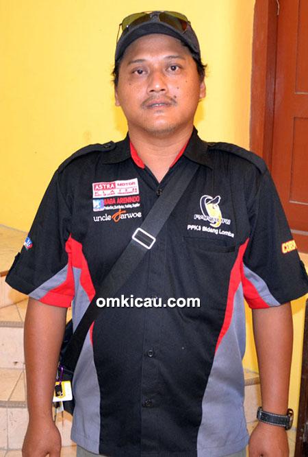 Om Dodo TKTDW, pimpinan PPK-3 Jakapodang