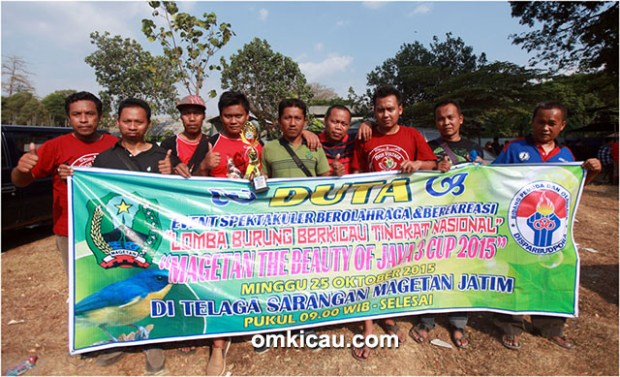 Duta Magetan Beauty of Java (Sarangan, 25 Oktober 2015)
