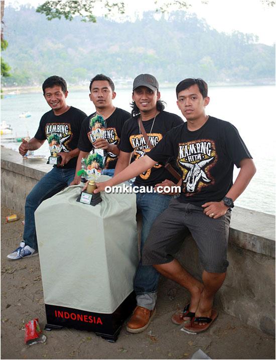 Duta Kambing Hitam Cup