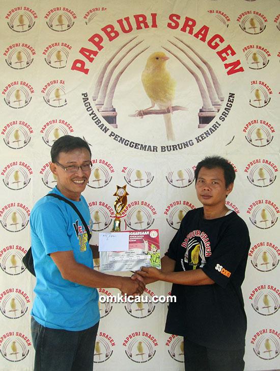 Om IBF sukses di Kelas Ring Papburi