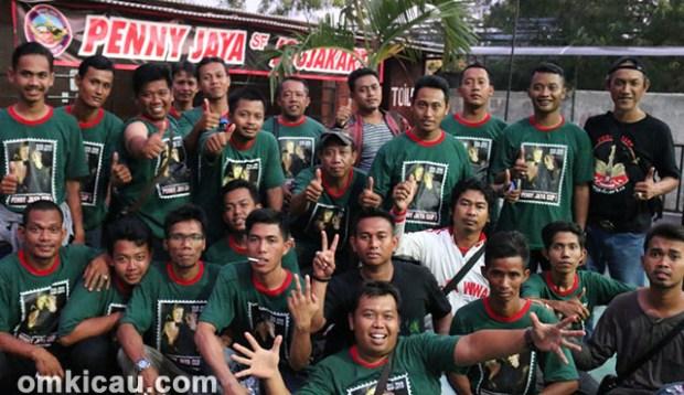 Panitia dan Juri Penny Jaya Cup