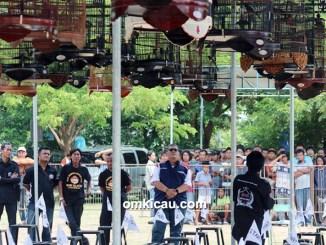 Lomba Dan Dodiklatpur Cup Klaten, Minggu (29/11)