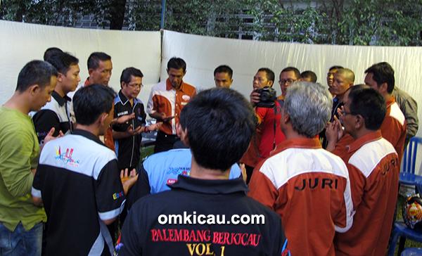 Palembang Berkicau Vol 1