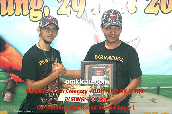 Juara Bon Merlok Lokal