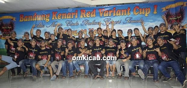 Silaturrami Akbar Bandung Kenari Red Variant Cup