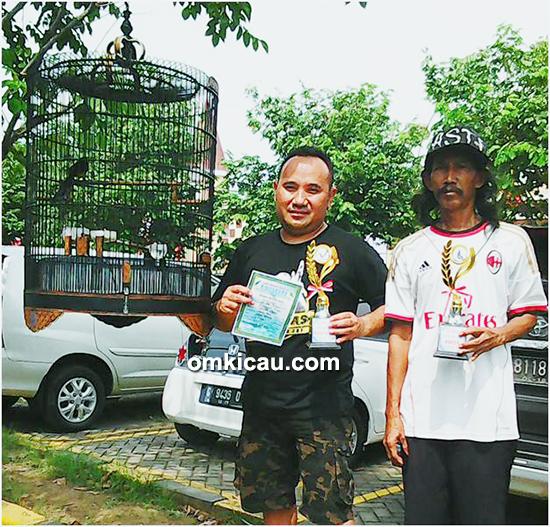 Om Edi Perkasa dan MB Raden Puspo