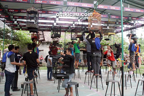 Latpres KMP Plupuh feat Radjawali Indonesia