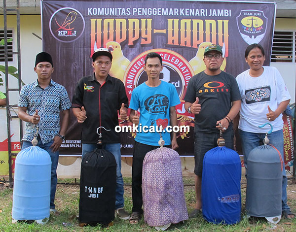 Anniversary KPKJ Team Jambi