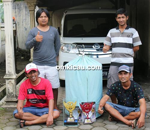 Murai batu Anak Lanang