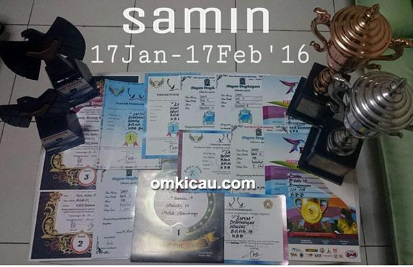 branjangan Samin