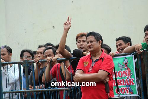 Om Jeffry Sebastian, ketua RI DPD Jateng 1