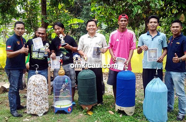 Latihan Rutin Radjawali Indonesia DPC Bungo
