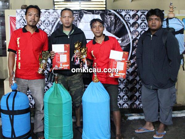 Team The Xen BC dan KMB Kebakkramat