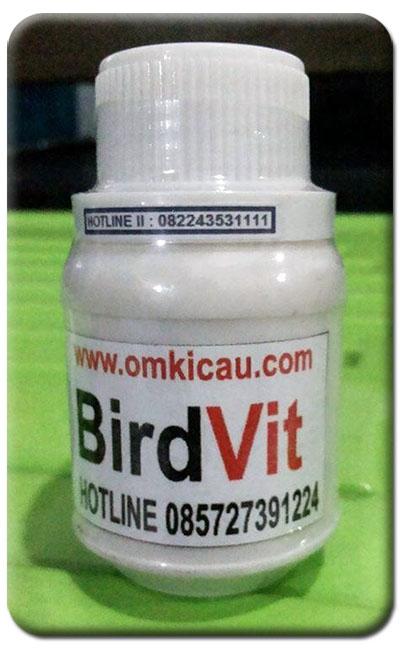 BirdVit produk omkicau