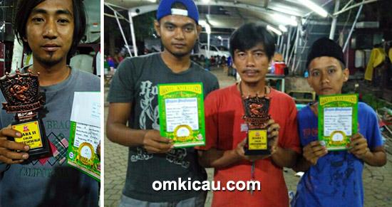 Latber Gantang Malam RE Muci Tangerang