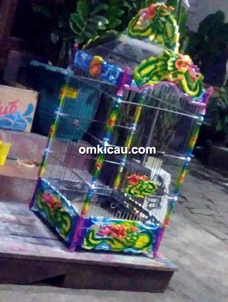 Gaok Airbrush Sangkar Surabaya-2