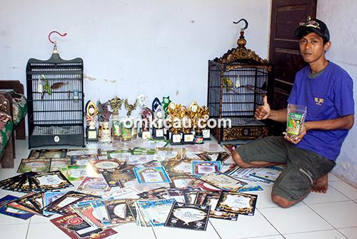 Om Agung HR Jaya BF Cirebon