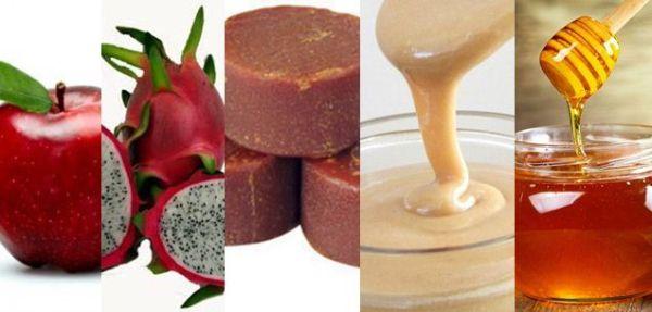 Bahan pembuatan nektar sari buah